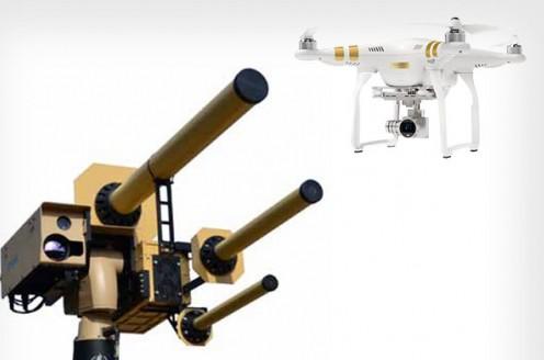 Антидрон: глушилки дронов и квадрокоптеров