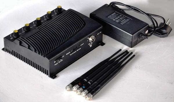 Подавители беспроводных частот – эффективно в борьбе с несанкционированным доступом к информации