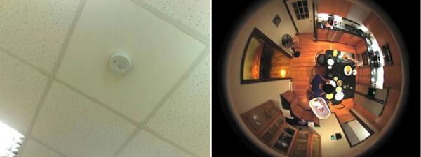 Легко ли установить скрытую камеру?