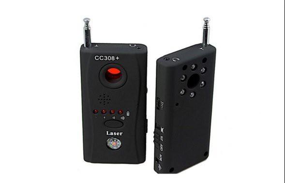 Детектор скрытых камер и жучков СС-308+ - простое решение