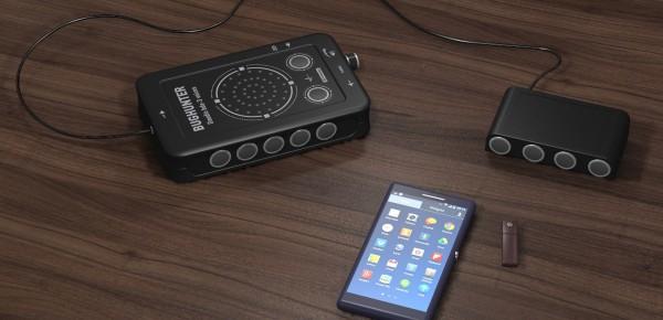 Подавители диктофонов – тройная эффективность для комплексной защиты