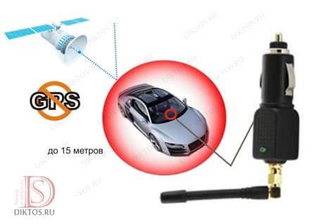 GPS/Глонасс глушилка