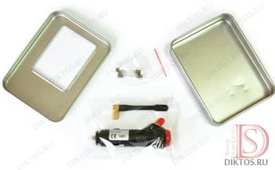Комплектация GPS глушилки GP55