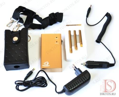 Блокиратор Глушилка Black Wolf GT-12D GSM/GPRS/WiFi