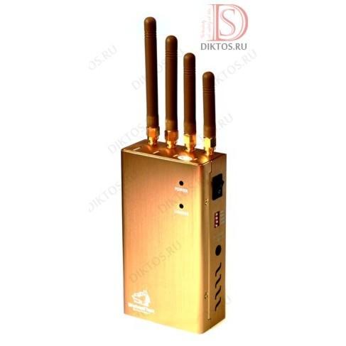 Black Wolf GT-12D GSM/GPS/WiFi