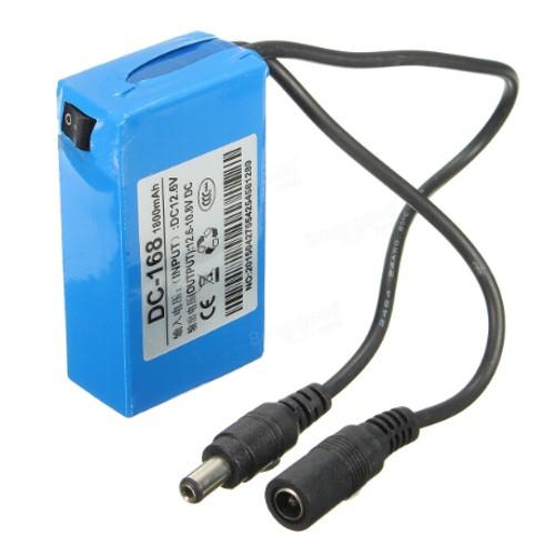 1800 mAh Литий-ионный аккумулятор 12V